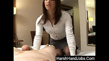 BANGHQ - Redhead Teen lets older guy fuck and creampie her pussy