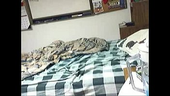 Teen Couple Leaked College Dorm Sextape