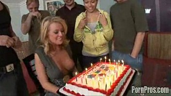SisLovesMe - Birthday Surprise From Horny Step-Sis