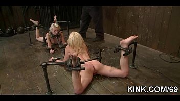 You Are Sex Slave Of Two Busty Babes In Their SUCCUBUS PRISON
