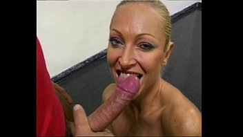 LUBED Winter CUMS Early For Lucky Big Dick